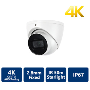 Security cameras (CCTV)  for residential and commercial