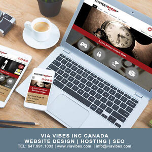 Website Deesign - SEO - Kitchener