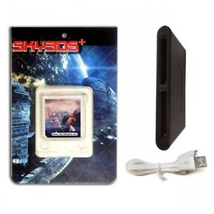 SkyPlus 3DS Cartridge + Accessories! Play any 3DS game FREE!!