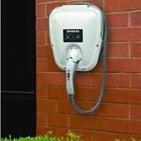 Installation of EV Car Chargers.