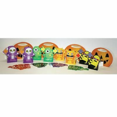Boo Crew Monsters Candy Hunt Game Halloween Party Favour Gifts
