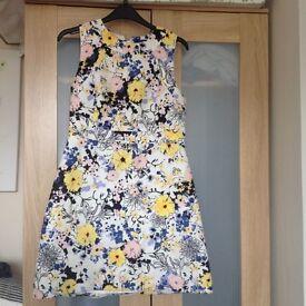 Warehouse dress 12
