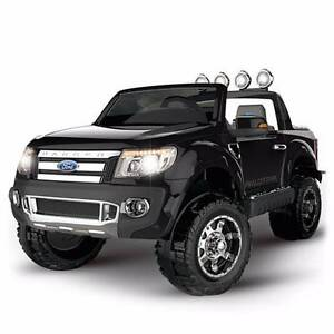 Ford Ranger Children Electric Ride on Car Now with LEATHER SEATS! Perth City Area Preview