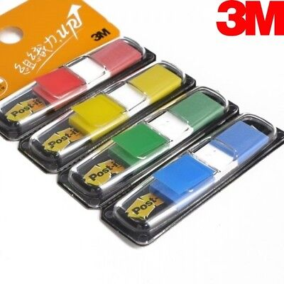 3m Post-it Flags 4 Colos Flags 683-4cd - 33 Flags Each Color