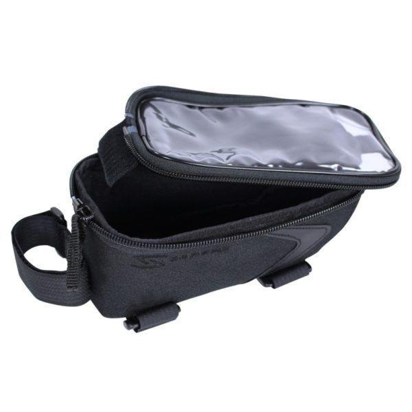 Serfas Cell Phone Top Tube Bag-Strap-On Top Tube Bag-Bike Ba