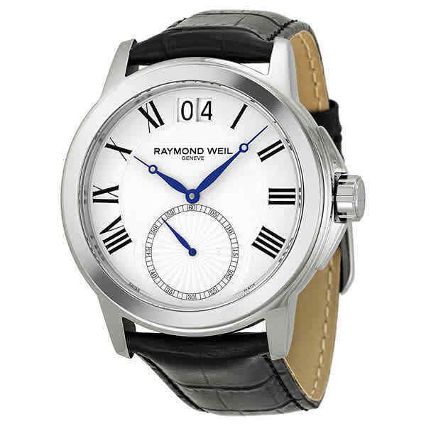 Raymond-Weil-Tradition-Big-Date-Men-Watch-9578-STC-00300