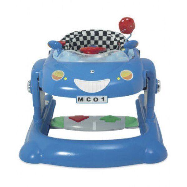 bd240ecff Mothercare 2 in 1 Baby Car Walker – Bouncer – Walker – Coupe Car ...