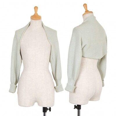 Maison Martin Margiela 6 Cotton Knit Bolero Size S(K-45884)