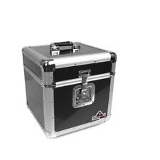 "Gorilla GC-LP100 100 12"" Vinyl Record Storage Case Box Carbon Black Inc Warranty"