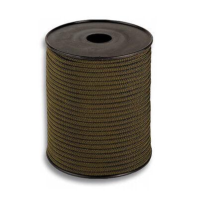 Seil taktisch- DINGO Grün 7 mm Dicke y 60 m. von Länge ()