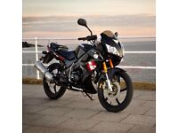 Looking for a 125cc motorbike under £300
