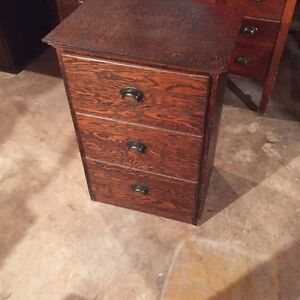 Antique Side Dresser