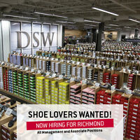 Sales Associates wanted for our brand new Richmond location!