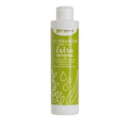 La Saponaria - Bio shampoo extravergine lavaggi frequenti