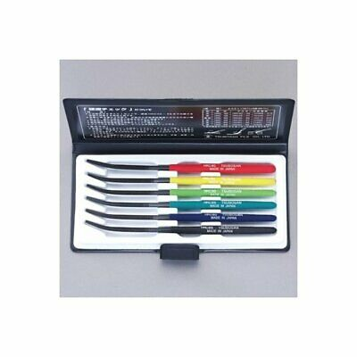 TSUBOSAN MA00600 Hardness Tester Checker File HRC40-HRC65 Set