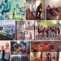 Workout/fitness  classes/ bootcamp
