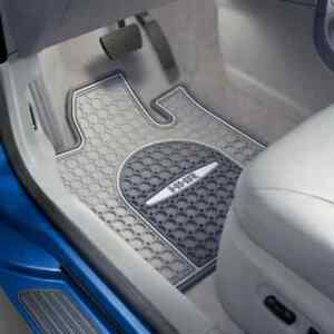 2006 2011 chevrolet hhr front floor mats ebony new gm. Black Bedroom Furniture Sets. Home Design Ideas