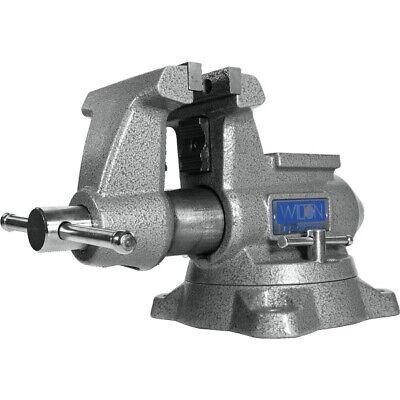Wilton 28811 Mechanics Pro Vise 5-12 Jaw Width 5 Jaw Opening 360 Swivel Ba
