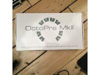 Focusrite Octopre mk2 audio interface