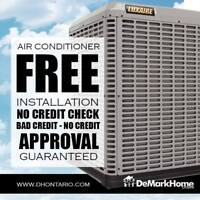 Air Conditioner Furnace Rent to Own Worry Free $0 Down