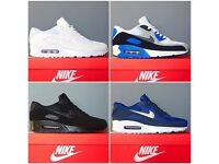 Nike Air Max 90 - Brand new with box - Sizes 6 7 8 9 10 11 (tn yeezy huarache adidas)