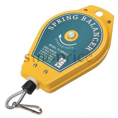 Retractable Spring Balancer 3-5kg Tool Fixtures Holder Hanging For Assembly-line