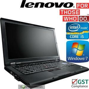 "Ordinateur portable 14""  Laptop T410 4GB 320GB Win7"