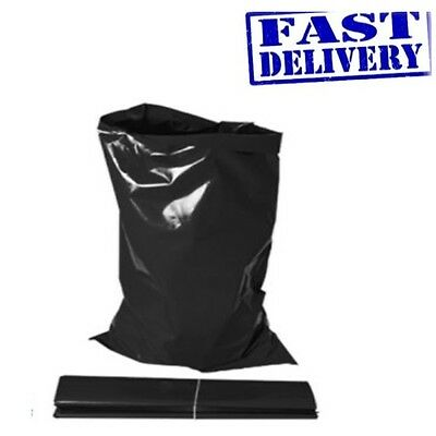 20 LARGE HEAVY DUTY RUBBLE SACKS/RUBBLE BAGS *STRONG*