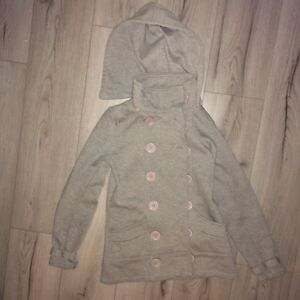 Button-Up Sweater Coat Kitchener / Waterloo Kitchener Area image 1