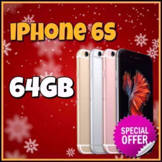 Special Offer: Apple iPhone 6S 64GB in G, RB, S and B @phonebot