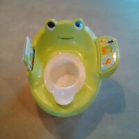 Froggy Potty Chair