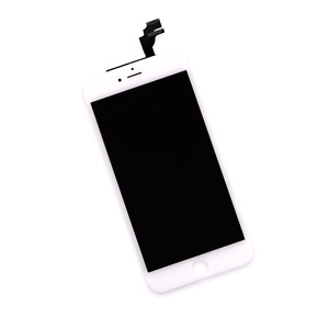 Apple iPhone 6 Plus White LCD Replacement Screen.  New!