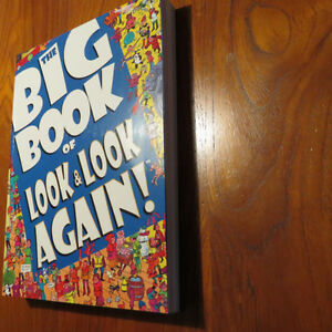 The Big Book of Look & Look Again!