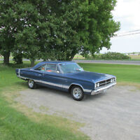 1967 Dodge Coronet southern car great shape