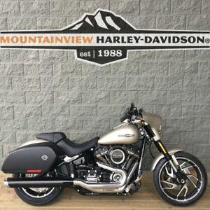 2018 Harley-Davidson FLSB - Softail Sport Glide