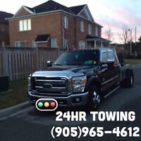 TOWING (905)965-4612