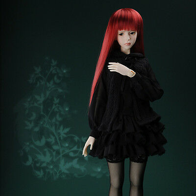 "Dollmore  1//3 BJD 22/"" doll clothes  SD Black Neokle pants"