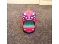 Mini mouse campervan