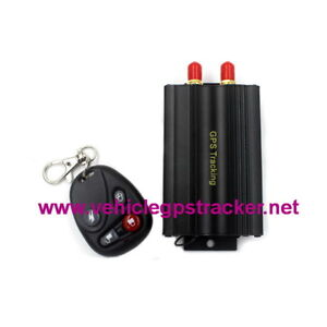 2G GSM vehicle gps tracker
