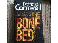 Patricia cornwell book
