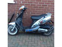 Sym 50 cc scooter spares