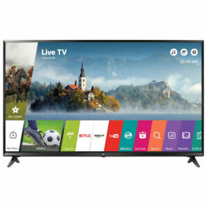 "LG 65"" Inch 4K Ultra High Definition (UHD) Smart LED TV 65UJ6300"