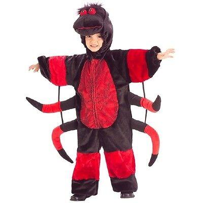 Spinnen-Kostüm für Kinder Jungen Mädchen Bug Beastie Halloween Kostüm 3-8 Jahre