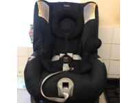 USED baby and child car seat