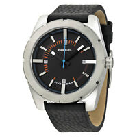 DIESEL Good Company Black Dial Men's Watch BRAND NEW