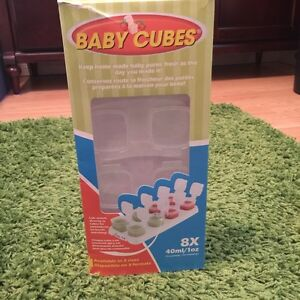 Baby purée Containers  Kitchener / Waterloo Kitchener Area image 3