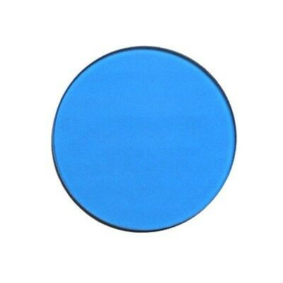 Amscope 32mm Blue Color Filter For Compound Microscope