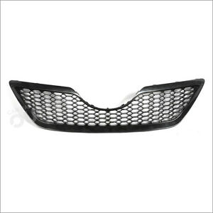 2007 2008 2009 toyota camry se front grille material black plastic code 202 new ebay. Black Bedroom Furniture Sets. Home Design Ideas