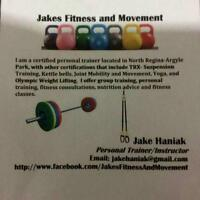 Jake's Fitness and Movement
