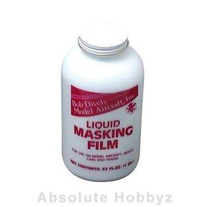 Bob Dively Liquid Masking Film 32 oz - DIVR3020